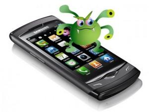 Virus-smartfon